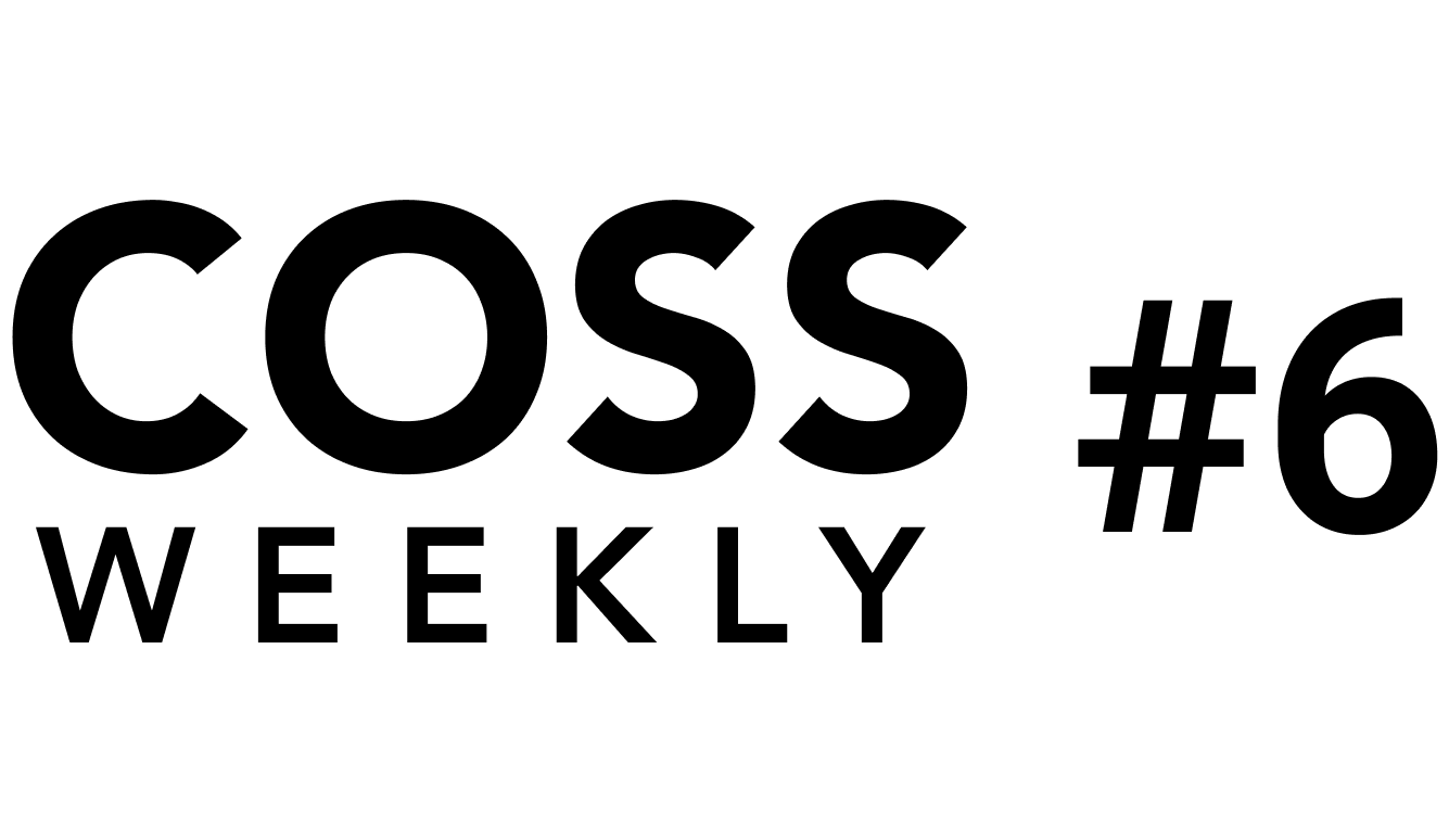COSS Weekly Issue #6 💥