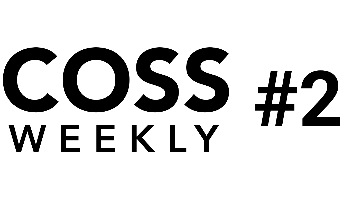 COSS Weekly Issue #2 💥