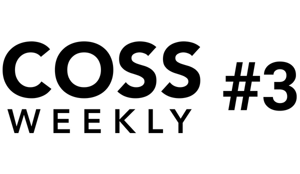 COSS Weekly Issue #3 💥